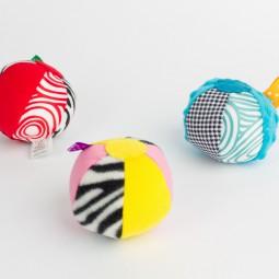 Piłeczki sensoryczne - 3 sztuki