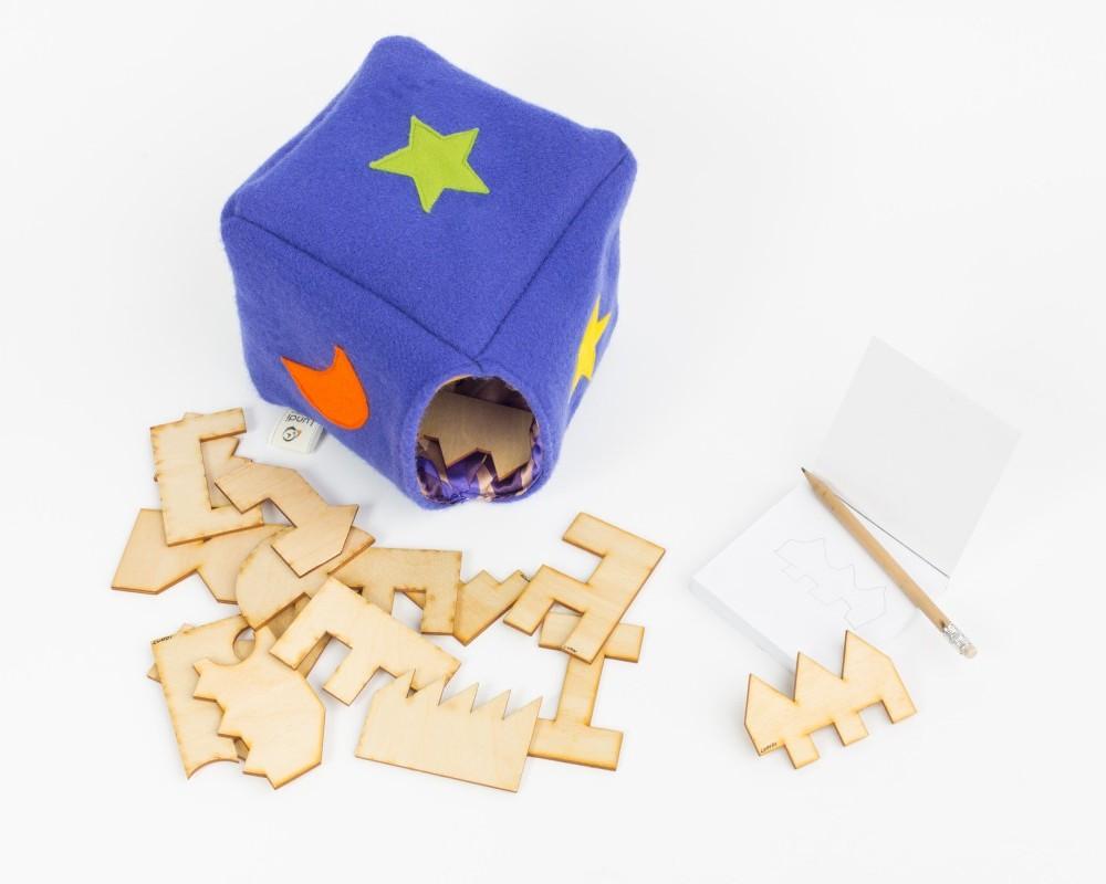 Magiczne Pudełko. Jaka to figura?
