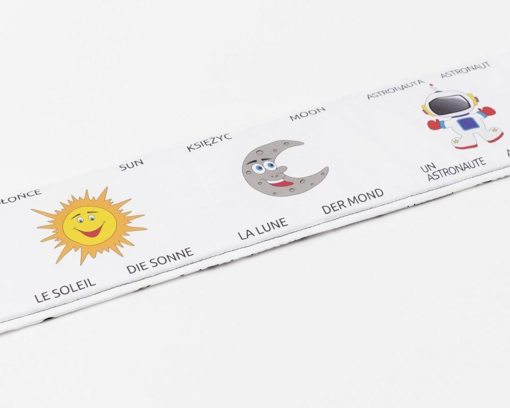 Kosmos – Miękka książeczka edukacyjna